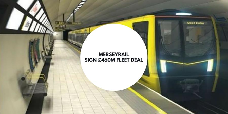 Liverpool Merseyrail Closes Deal for £460m Aluminium Extrusion Train Fleet